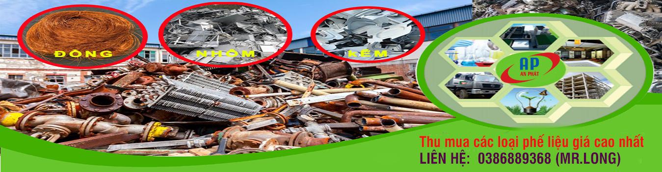 Thu mua phế liệu sắt giá cao tphcm